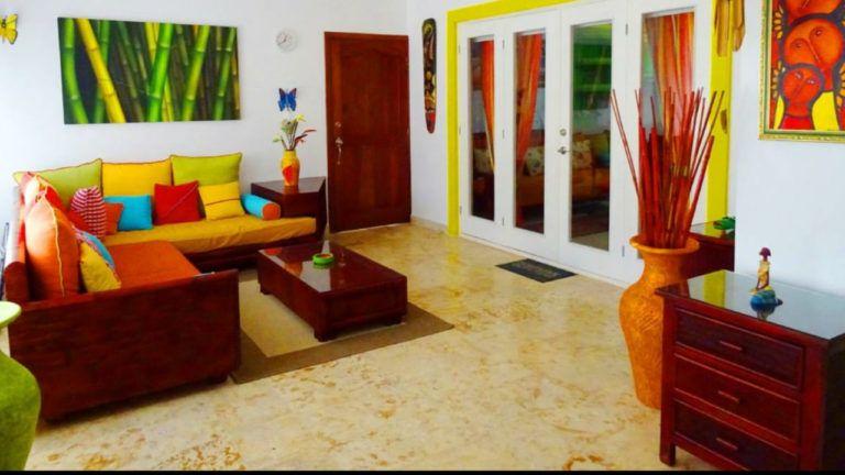 Apartamento Tropical en Los Corales