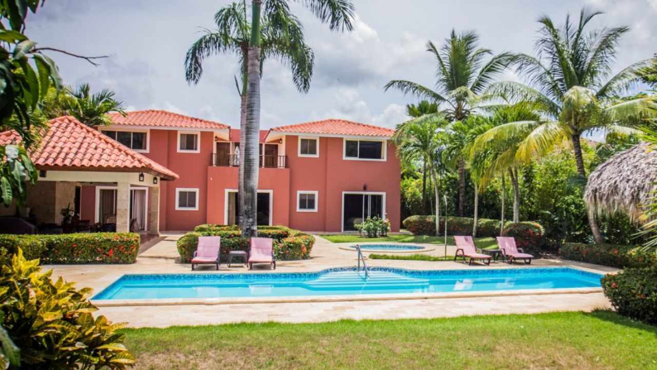 Villa Privada en Cocotal Golf Club